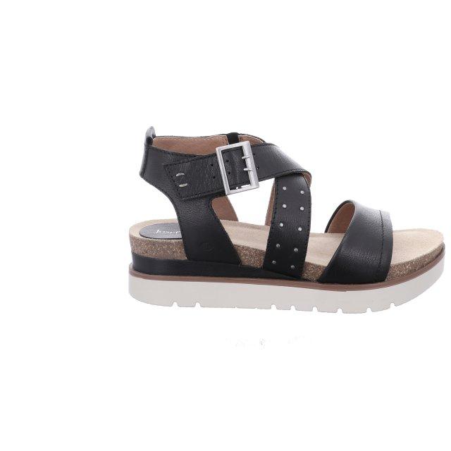 Dámské sandály Josef Seibel 72804-128100 černé