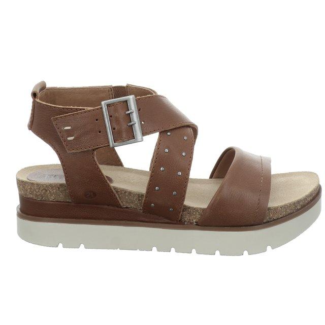 Dámské sandály Josef Seibel 72804-128370 hnědé