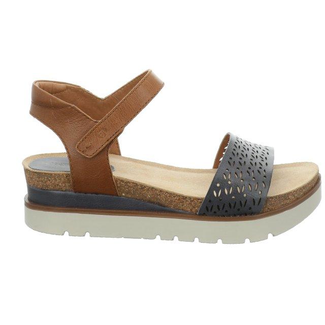 Dámské sandály Josef Seibel 72809-128541 modré