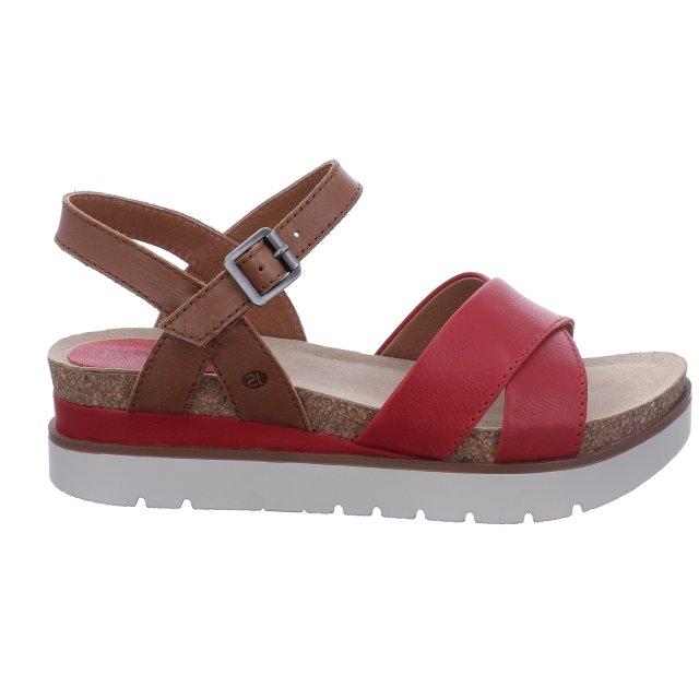 Dámské sandály Josef Seibel 72810-128401 červené