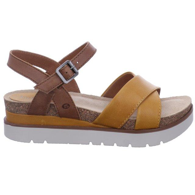 Dámské sandály Josef Seibel 72810-128801 žluté