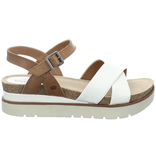Dámské sandály Josef Seibel 72810-42001 bílé