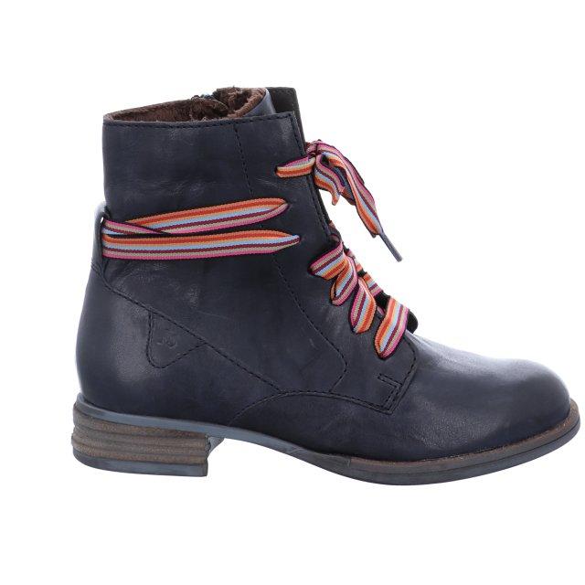 Dámské kotníkové boty Josef Seibel 76504-VL160530 modré