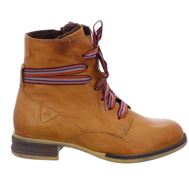 Dámské kotníkové boty Josef Seibel 76504-VL160850 žluté