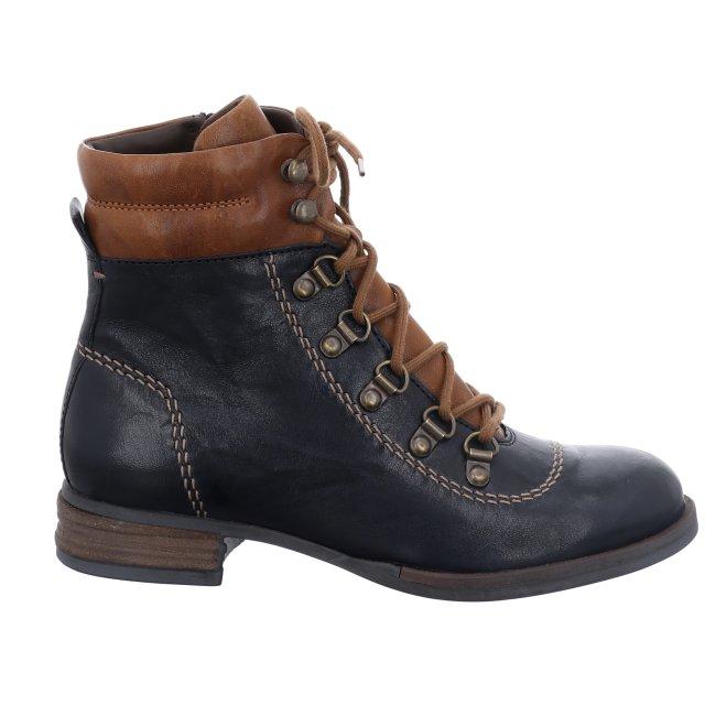 Dámské kotníkové boty Josef Seibel 76509-MI160531 modré