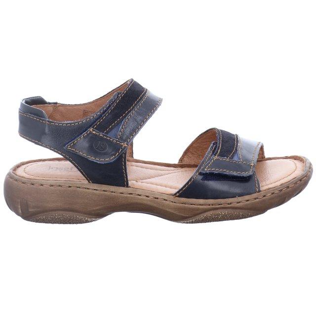 Dámské sandály Josef Seibel 76719-44596 modré