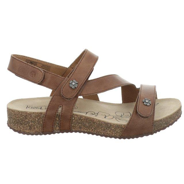 Dámské sandály Josef Seibel 78553-69240 hnědé
