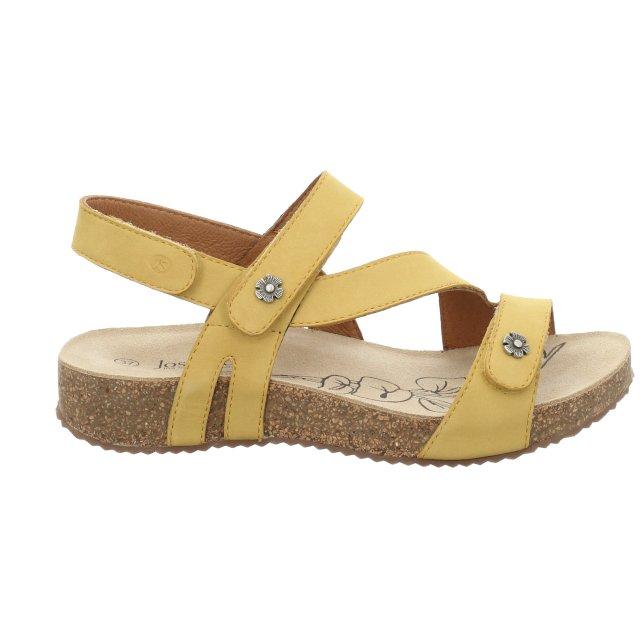 Dámské sandály Josef Seibel 78553-724850 žluté