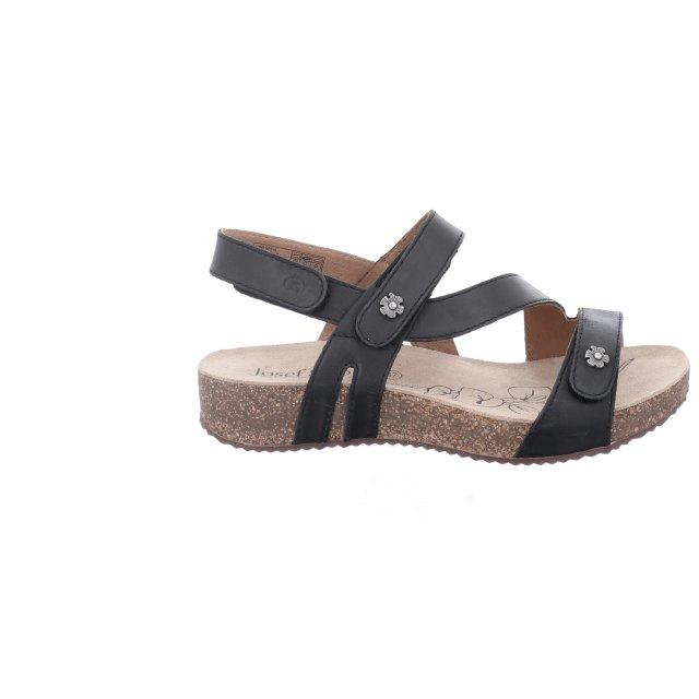 Dámské sandály Josef Seibel 78553-815100 černé