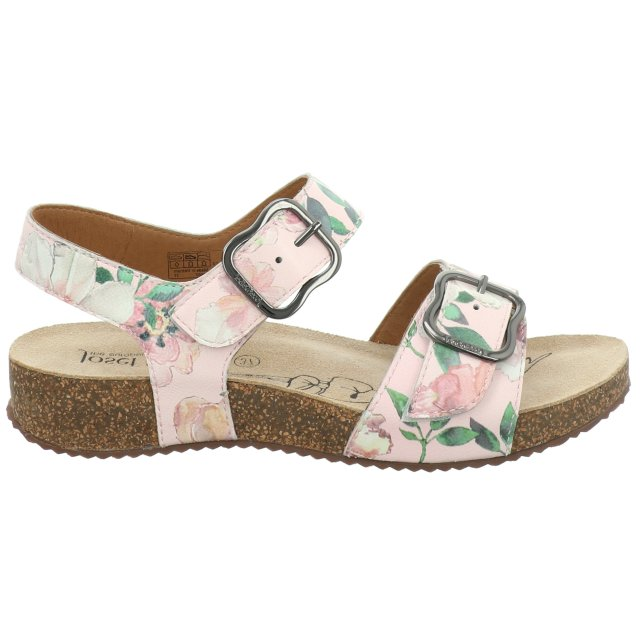 Dámské sandály Josef Seibel 78562-244040 růžové