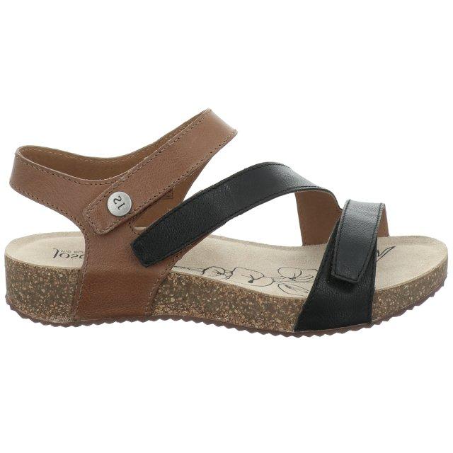 Dámské sandály Josef Seibel 78567-128101 černé
