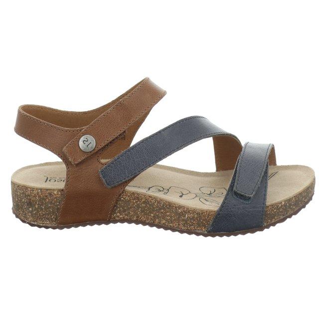 Dámské sandály Josef Seibel 78567-128541 hnědé