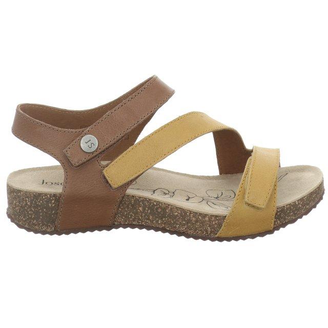 Dámské sandály Josef Seibel 78567-128801 žluté