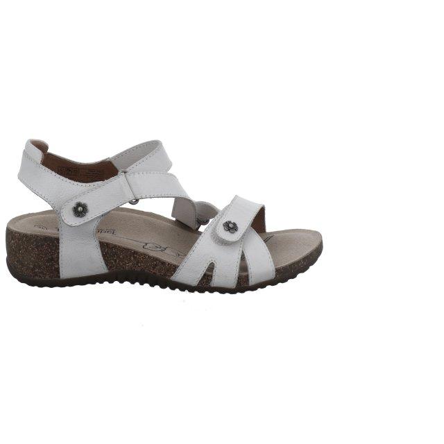 Dámské sandály Josef Seibel 78811-128000 bílé