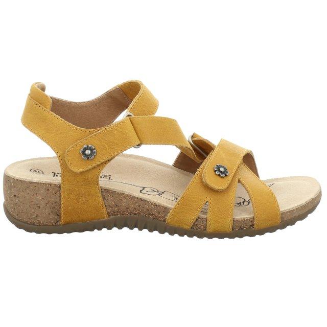 Dámské sandály Josef Seibel 78811-128800 žluté