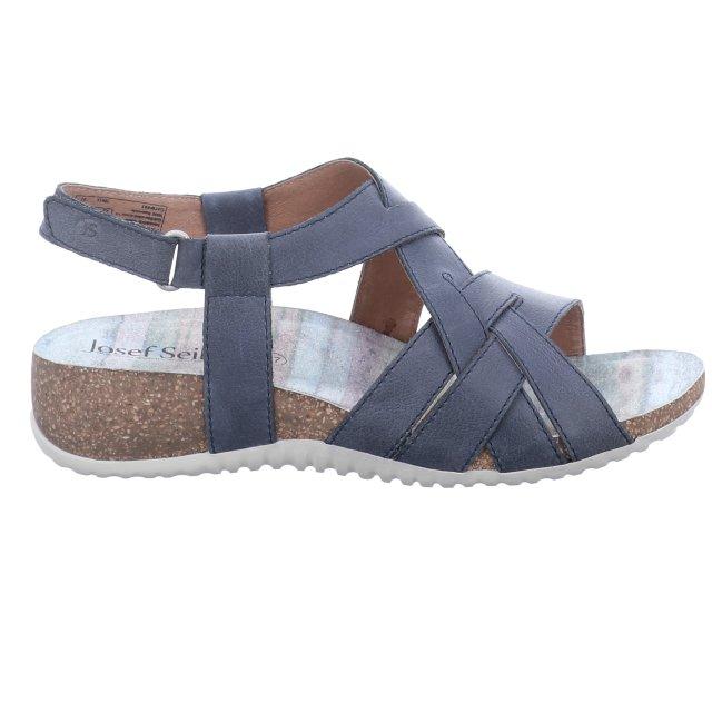 Dámské sandály Josef Seibel 78816-128540 modré