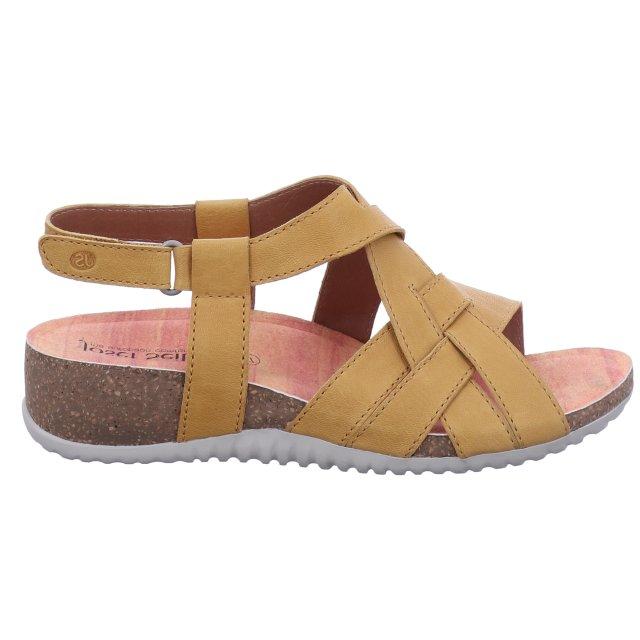 Dámské sandály Josef Seibel 78816-192850 žluté