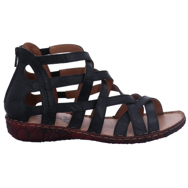 Dámské sandály Josef Seibel 79517-95101 černé