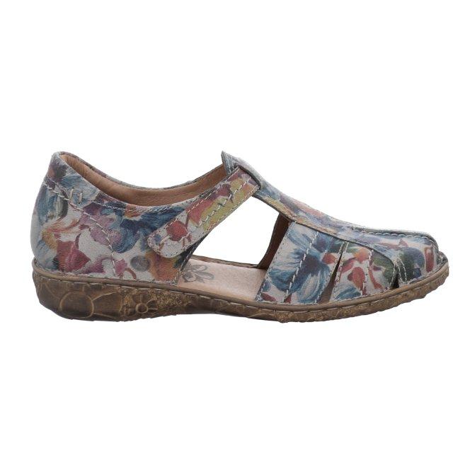 Dámské sandály Josef Seibel 79522-854760 květinové