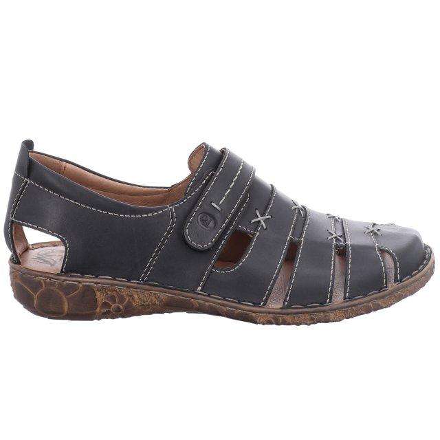 Dámské sandály Josef Seibel 79545-162100 černé