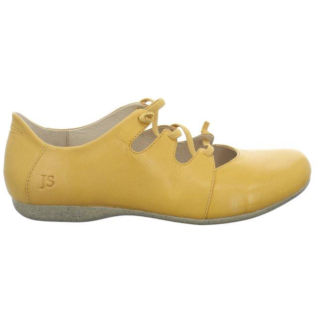 Dámské polobotky Josef Seibel 87204-971800 žluté