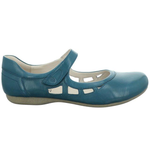 Dámské sandály Josef Seibel 87255-971500 modré