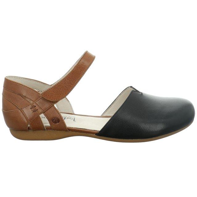 Dámské sandály Josef Seibel 87267-128101 černohnědé